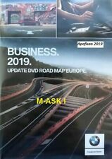 BMW ROAD MAP EUROPE BUSINESS 2019 dvd1 + dvd2  (M-ASK I)