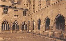 B24110 Royal Yard Old Building Leuven Belgium sinte  gertruidis abdij