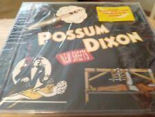 Possum Dixon : New Sheets CD