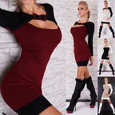 Women's Knit Bolero Long Pullover Sweater - S/M, M/L