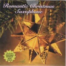 Romantic Christmas Saxophone ~ Various Artists ~ CD ~ Good ~ Holiday