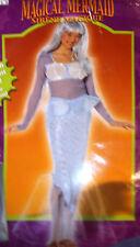 Magical Mermaid Various Blues Child Dress Costume Medium 8-10 NIP