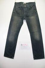 Levi's 501 (Cod. D1391) Size 44 W30 L32 jeans used High Waist vintage levis