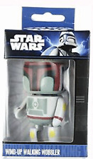 Star Wars: Wind Up Walking Wobbler: Bobba Fett figure new sealed
