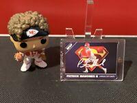 2018 ACEO Patrick Mahomes II MVP Round 1st Pick Kansas City Chiefs!