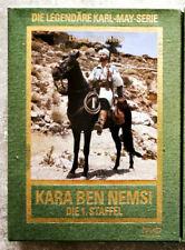 Karl May KARA BEN NEMSI Staffel 1 - 13 EPISODEN 3 DVD´s Heinz Schubert NEU/OVP