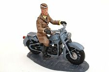 BMW R35 MILITARY MOTORBIKE GERMAN ARMY CONDOR LEGION 1:32 BM030 METAL