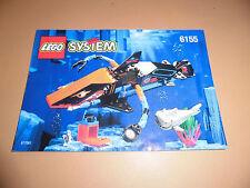 Lego Bauanleitung 6155