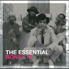BONEY M The Essential 2CD BRAND NEW Best Of Greatest Hits