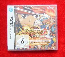 Inazuma Eleven 2 Feuersturm, Nintendo DS Spiel, Neu, deutsche Version