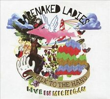 NEW DVD Barenaked Ladies Talk to the Hand -- Live in Michigan (2007)~,