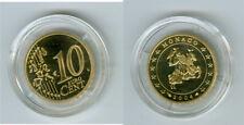 Monaco  10 Cent 2004 PP  Nur 14.999 Stück!