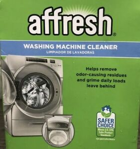 Affresh Washing Machine Cleaner, 1 Tablet: Cleans Front Top Washer (BEST VALUE)
