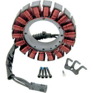 Drag Magneto Alternator Stator for Harley FLH/T 06-16 Repl OEM 29987-06