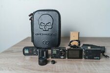 GoPro Hero4 4K Black Backbone mod Pinhole set accesories bundle Spycam Hiddencam