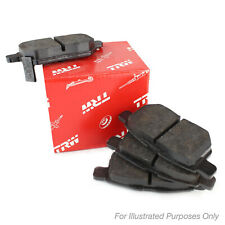 Fits BMW 3 Series E21 323i Genuine TRW Rear Disc Brake Pads