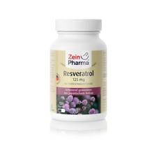Resveratrol aus Knöterichwurzel Extrakt 120 Vegane Kapseln. Polygonum cupsidarum