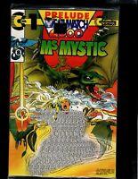 Prelude, Deathwatch 2000, MSMYSTIC #8, Continuity Comics, bag/board,C973-B