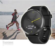 Garmin Vivomove HR Reloj GPS HRM Pulsometro Multisport Correr Smartwatch Negro