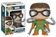 Funko DOCTOR OCTOPUS #150 POP! Vinyl Bobble-Head Marvel Spider-Man Figure