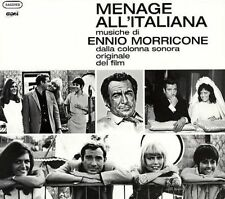 Menage all' Italiana (Marriage Italian Style) [Original Soundtrack] by Ennio ...