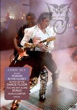 Michael Jackson-History Tour Live in Manila DVDs (2016) Michael