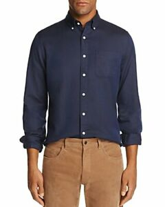 THE MENS STORE Button-Down Long-Sleeve Oxford Shirt XL (X-Large) NWT