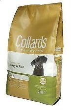 Kennelpak Collards Puppy Turkey 2kg Dog Food Dry Puppy/junior