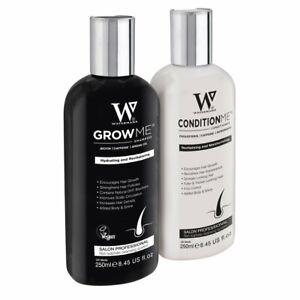 Hair Loss Shampoo & Conditioner | BY WATERMANS | Caffeine, Biotin, Argan Oil