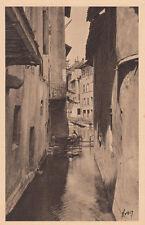 ANNECY 1231 vieilles maisons sur l'eau du vassé