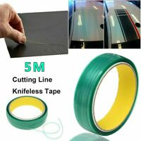 5M/Roll Finish Line Knifeless Tape Car Stickers Vinyl Wrapping Film Cutting Tool