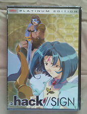 .hack//SIGN Ver. 02: Outcast (DVD, 2004)