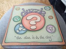 Cluzzle Boardgame by North Star Games 2003 Ltd Collectors Edition New and Sealed