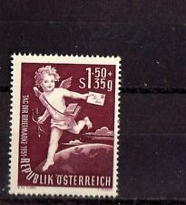 AUSTRIA - STAMP DAY -  SCOTT # B278  - FMNH - 1952