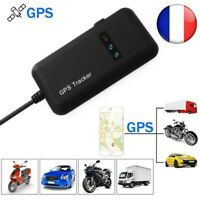 Mini GT02A GPS Trackers Suivi Localisation Véhicules Auto Anti Vol Moto Voiture