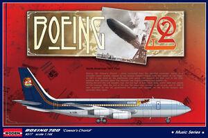 """Roden 317 Boeing 720 """"Caesar's Chariot"""" 1/144"""