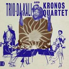 Trio Da Kali/and Kronos Quarte - Ladilikan NEW CD
