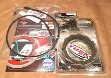 Kawasaki KX250F 2009–2016 Tusk Clutch, Springs, Cover Gasket, & Cable Kit