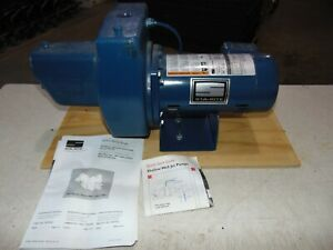 Sta-Rite SNE-L Shallow Well Jet Pump Water 1 HP 115/230 Volt