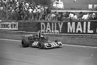 Photo 1974 British F1 GP Grand Prix John Watson  Brabham-Cosworth BT42 #1