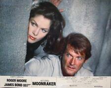 MOONRAKER 12 Photos Cinéma Lobby Cards Stills JAMES BOND Roger Moore