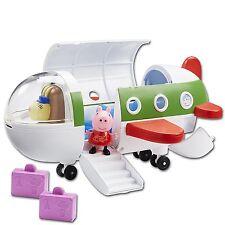 Peppa Pig ~ Air Peppa Jet Plane Playset ~ Inc Peppa Figure & Luggage
