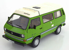 VW Volkswagen Bus T3 a Westfalia Camper Camping Flachdach Joker Premium Cl 1:18