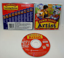 JumpStart Artist knowledge adventure  kids 5-8 ,Pc cd ,Mac, Windows