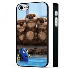 Disney Finding Dory Cute Otters BLACK PHONE CASE COVER fits iPHONE
