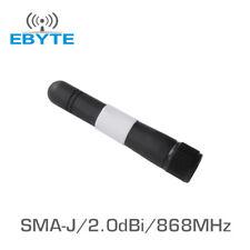 2pc 868MHz High Gain Wifi Antenna TX868-JZ-5 2.0dBi SMA Male Omnidirection