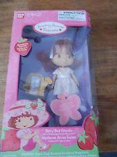 2003 Strawberry Shortcake Berry Best Friends Meilleures Fraises Great Gift New