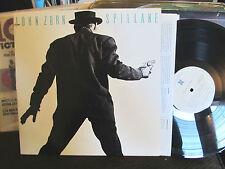 JOHN ZORN lp Spillane '87 translucent wax avant jazz Frisell Kronos Lurie PROMO!