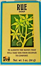 "Rue Soap by Multi Oro ""To Achieve The Money That Will Remove Despair"" 3 oz (90g)"