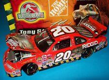 Tony Stewart 2001 Home Depot Jurassic Park III #20 Pontiac 1/24 NASCAR Diecast